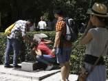 Ola de calor que sacude España