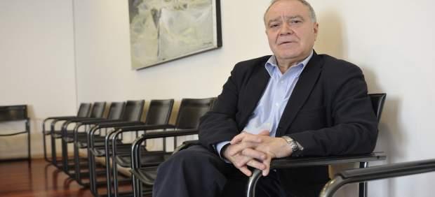 Miguel Gracia, presidente de la Diputación de Huesca