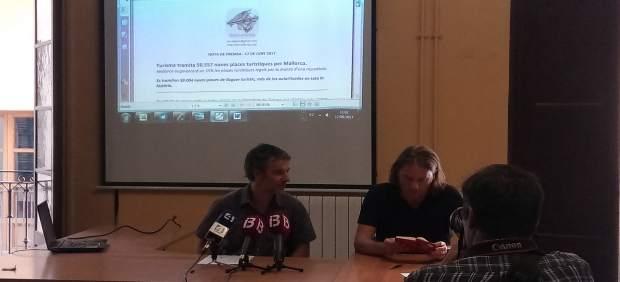 Jaume Adrover Y Xim Valdivielso, De Terraferida