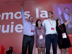 El núcleo duro de Pedro Sánchez