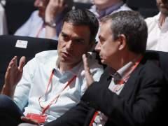 Zapatero y Sánchez