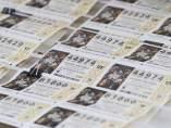 Billetes de la Lotería Nacional
