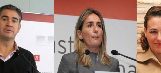 Montaje PSOE Ejecutiva