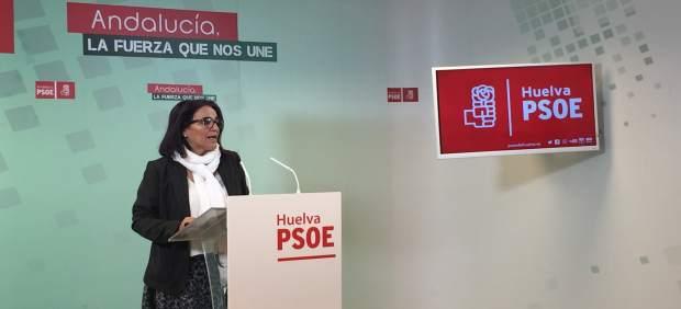 La diputada Josefa González Bayo.