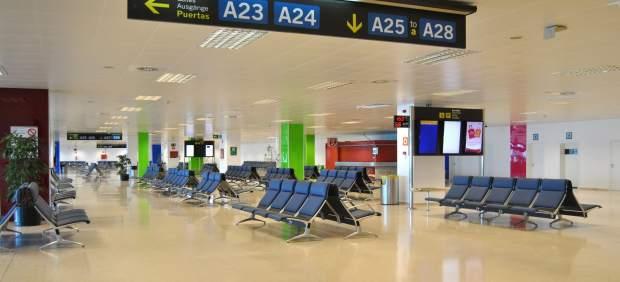Modulo A del Aeropuerto de Palma renovado