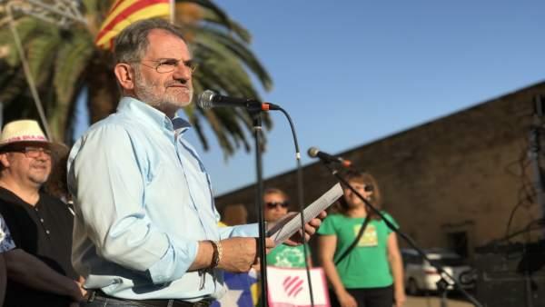 Jaume Mateu, de la OCB