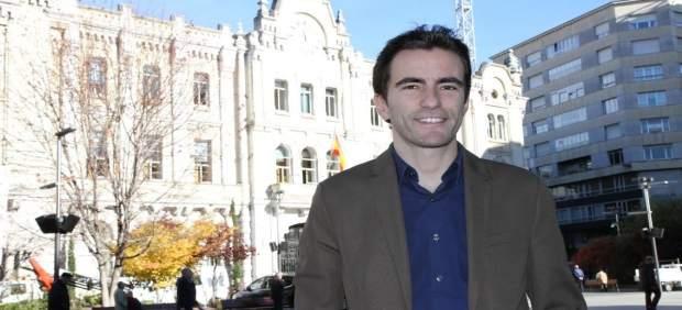 Pedro Casares, concejal del PSOE de Santander