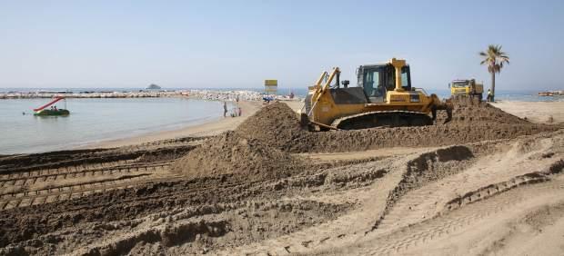 Playa EL Rodeito