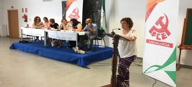 Alba Doblas, reelegida al frente del PCA en Córdoba