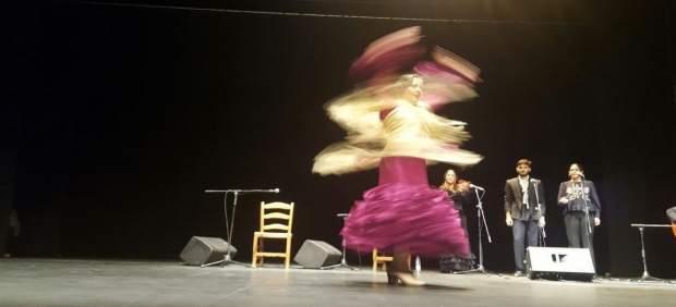Prueba selectiva del Festival del Cante de las Minas en Almonte