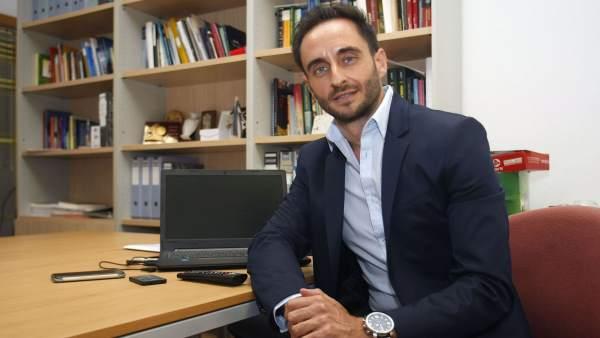 Manuel Lillo Crespo, profesor de la Facultad de Ciencias de la Salud de la UA