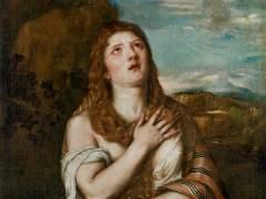 María Magdalena peninente, de Tiziano