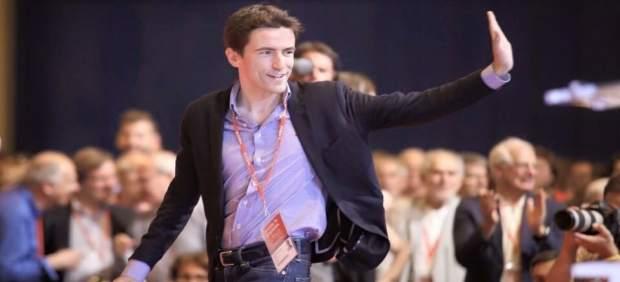 Casares en el Congreso federal del PSOE
