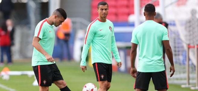 Pepe y Cristiano