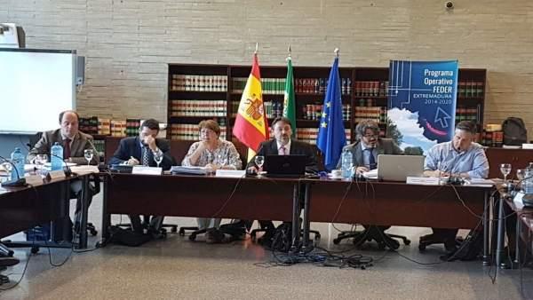 Comité de Seguimiento del FEDER