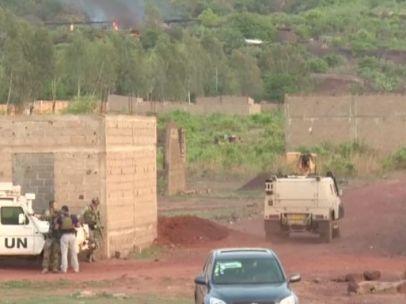 Ataque a un complejo turístico en Mali