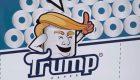 Así es el Trump más 'higiénico'
