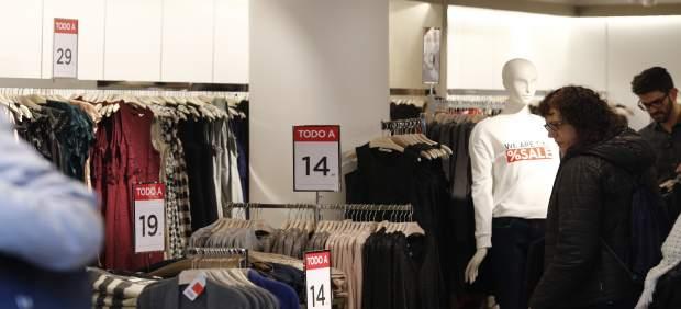 Rebaja, rebajas, consumo, precio, precios, IPC, ropa