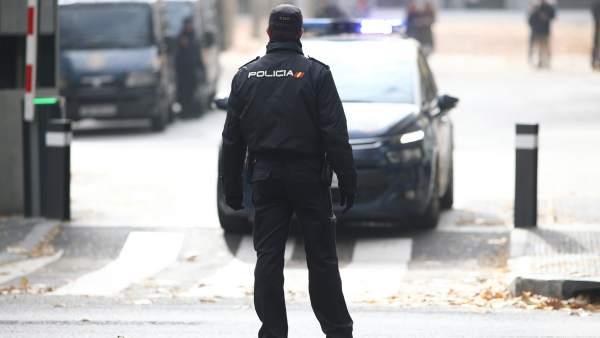 Recursos de agente de Policía Nacional