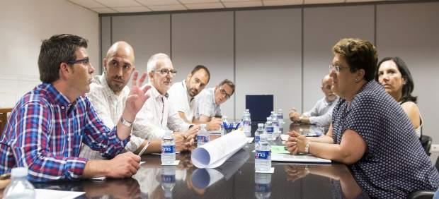La Diputació de València incrementa un 39% la partida destinada a la conservació de carreteres
