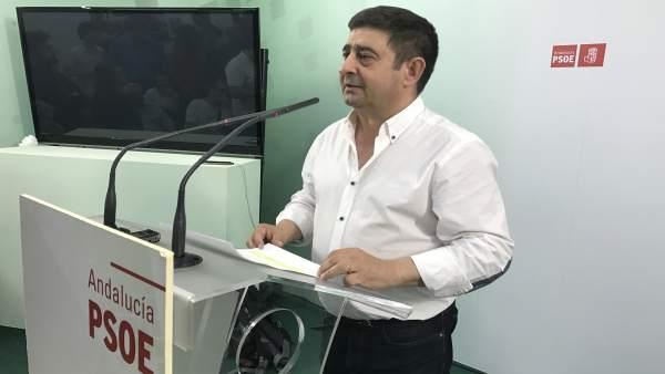 Francisco Reyes, secretario provincial del PSOE de Jaén