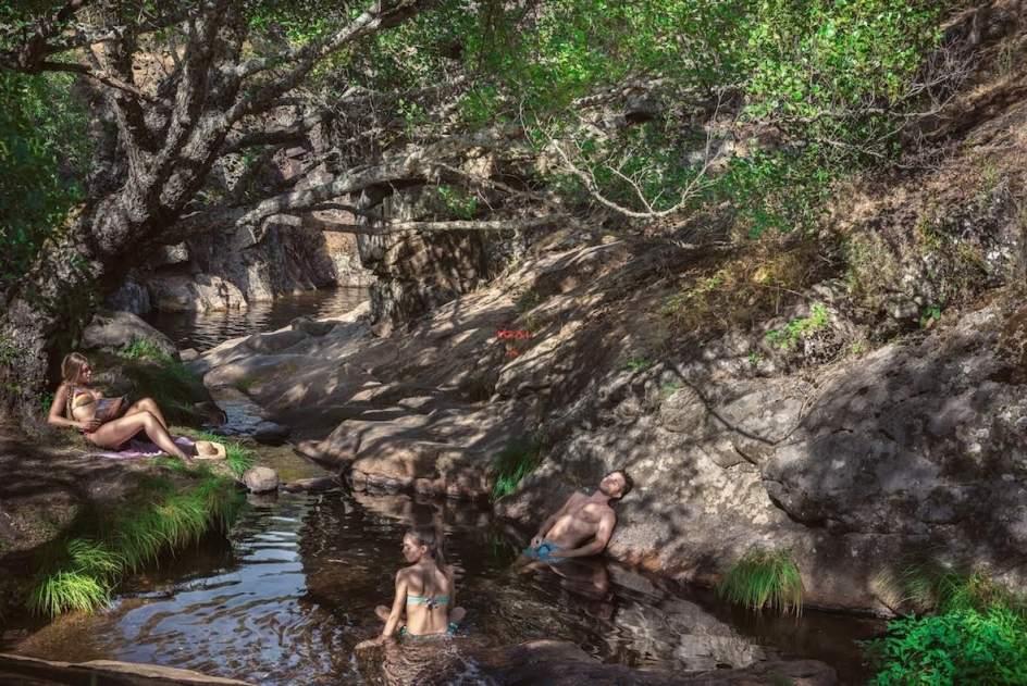 La provincia de salamanca ofrece m s de 70 espacios con for Piscinas naturales salamanca