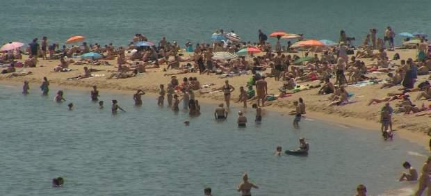 El mes de juny de 2017 a la Comunitat Valenciana, el segon més càlid des de 1950