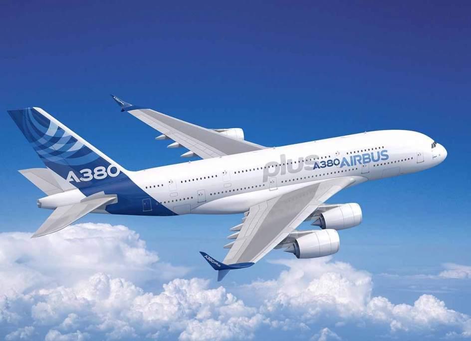 Airbus presenta el avi n comercial m s grande del mundo - Que peut on emmener en avion ...