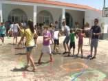 Ola de calor en los colegios