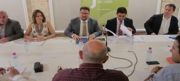 Rodrigo Sánchez Durante La Reunión