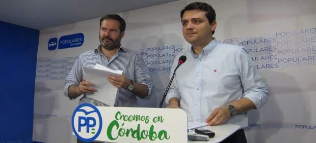 José María Bellido y Adolfo Molina