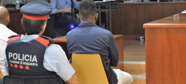 Uicio contra C.J.S acusado de descuartizar a un dominicano en Lleida.