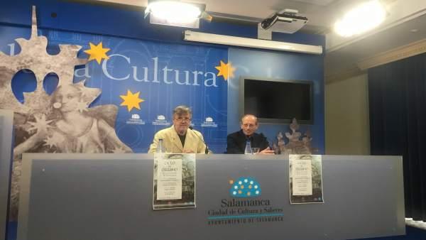 Luis Dalda Y Jesús Terradillos, De Izquierda A Derecha