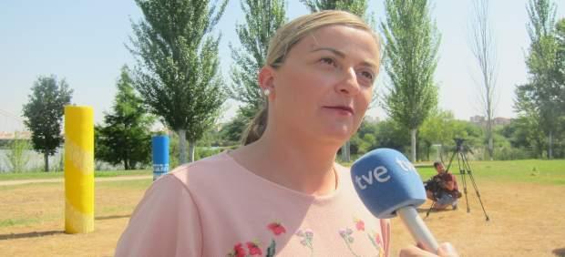 La presidenta de la Asamblea de Extremadura responde a los medios