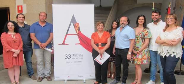 XXXIII Festival de Teatro Clásico de Alcántara (Cáceres)