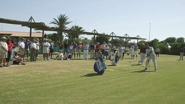 El destino 'Costa de Almería' estará en el Torneo de Golf 'Andalucía en Verano'.