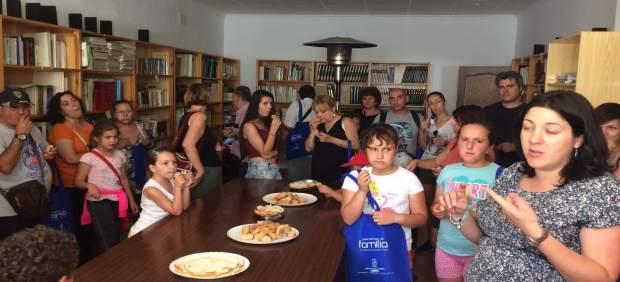 Las Rutas 'Salud en Familia' han visitado empresas agroalimentarias almerienses.