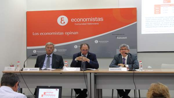 L'economia de la Comunitat Valenciana, aprovada per primera vegada en vuit anys amb un 5,05