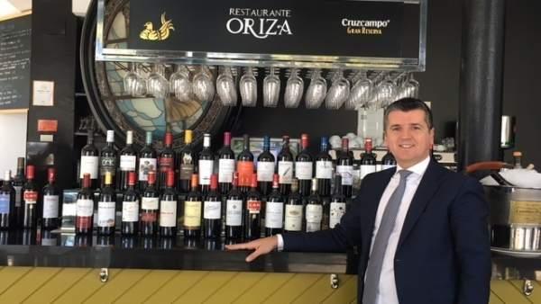 Juan Francisco García, director de Alimentación y Bebidas de Oriza.