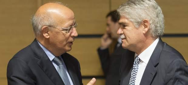 El ministro de Asuntos Exteriores, Alfonso Dastis.