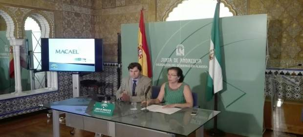 Sánchez y Fernández, en rueda de prensa
