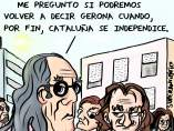 Si Cataluña se independiza
