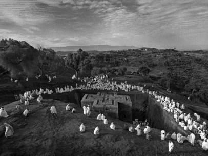 Fotografía de 'Lalibela: cerca del cielo'