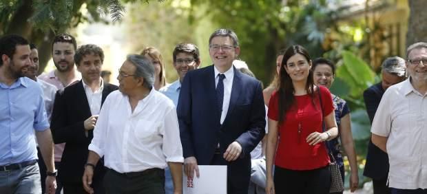 La guerra pel lideratge del PSPV fractura el partit i afig inestabilitat al Govern de Ximo Puig