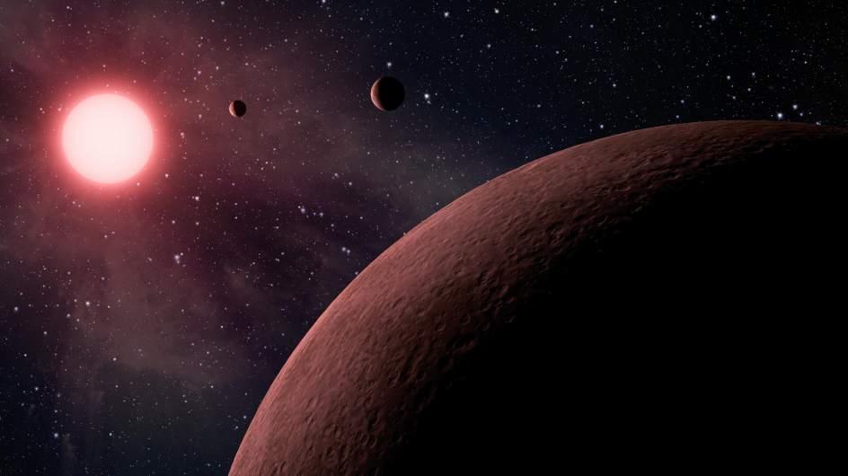 Resultado de imagen de Kepler descubre planetas habitables