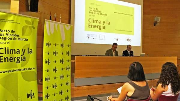 Foto/ Encuentro Regional Sobre El Pacto De Los Alcaldes