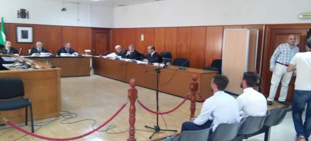 Juicio en Cádiz por amenaza a ediles del PSOE