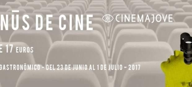 Turismo Valencia y Cinema Jove ofrecen menús de cine