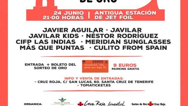 Comunicado: Cruz Roja Organiza El Iii Desfile De Moda Benéfico En La Antigua Est