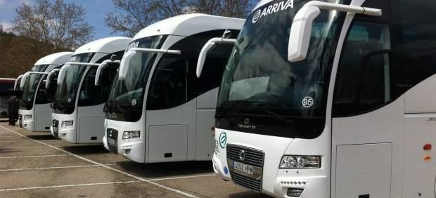 Autobuses de Irisbus para Arriva Esfera